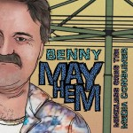 Benny Mayhem – Digital Single – 'Mindless Greg The Media Consumer' (Nov 2014)